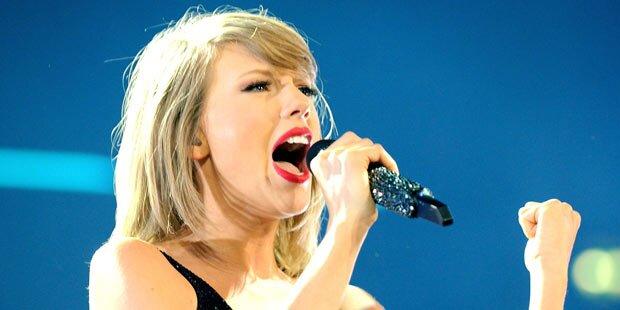 Taylor Swift versöhnt sich mit Apple