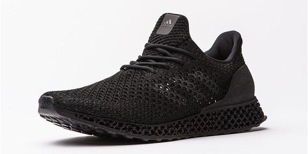 Dieser Adidas Schuh kommt aus dem 3D Drucker