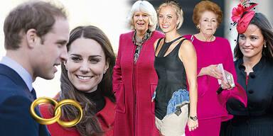 Das Team Kate Middleton: Ihre Weddingplaner