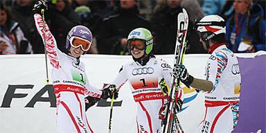 Silber für Österreich im Teambewerb