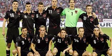 Unser Nationalteam braucht jeden Punkt