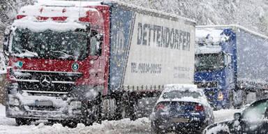 Österreich zittert vor der Polarkälte
