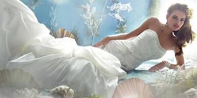 Brautkleider wie im Märchen