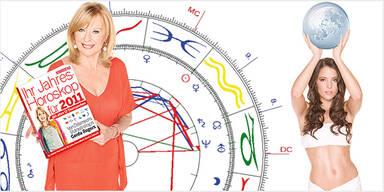 Horoskop Gerda Rogers Anna Hammel