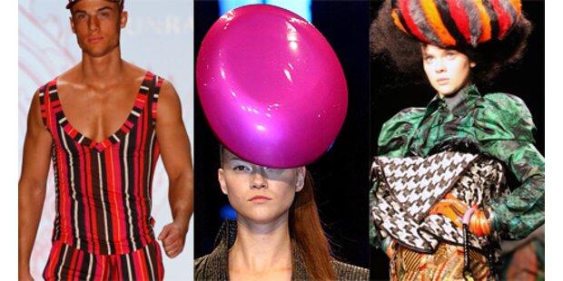 Die  Mode Flops der letzten Wochen