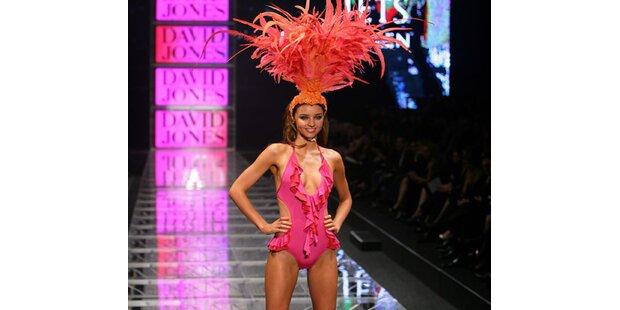 Trashige Showgirls und feinstes Retro-Design