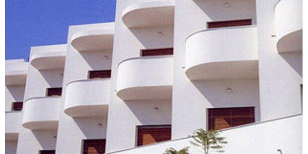 Die Architektur der weißen Stadt Tel Aviv