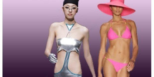 Sexy Miamigirls und schüchterne Chinesinnen