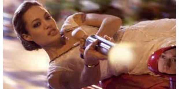 Angelina Jolie als aufregende Killerin
