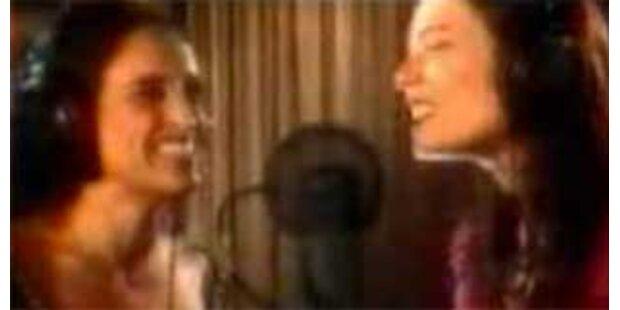 Friedenslied: Jüdin und Araberin singen gemeinsam