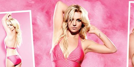 teaser Britney Spears Candie's Modekollektion