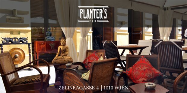 """Planter's Club """"Sommer Lounge"""""""