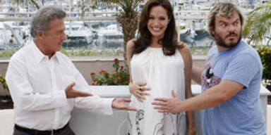 Star-Alarm in Cannes!