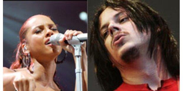 Alicia Keys und Jack White singen Bond-Song