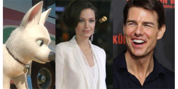 Bolt, Jolie,Cruise