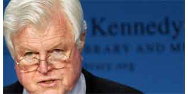 US-Senator Kennedy nach Epilepsie-Anfall im Spital