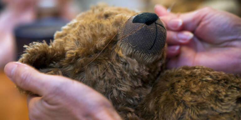 Einbrecher hatte Sex mit Teddybär