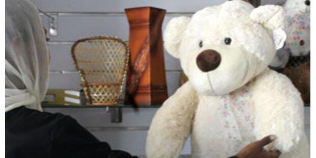 Britische Moslems vermitteln im Teddy-Streit