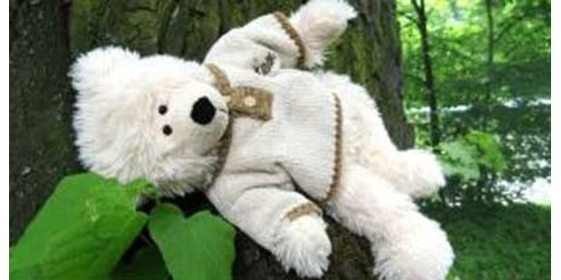 Schicken Sie ihren Teddy auf Urlaub