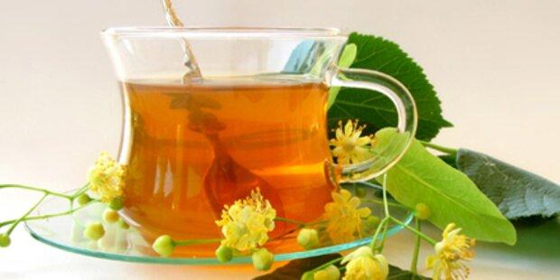 Verstrahlter japanischer Tee entdeckt