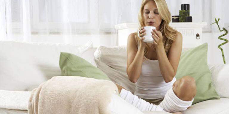 So haben Grippe-Viren keine Chance