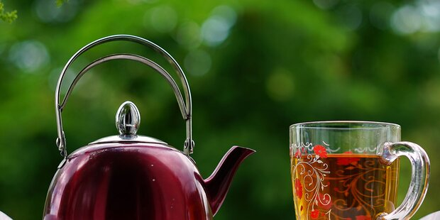 Zu viel Tee kann ungesund sein
