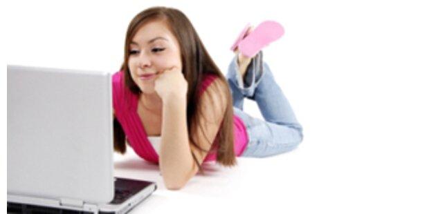 Internet ist für Jugendliche das zentrale Medium