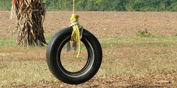 8-Jähriger von Teenagern aufgehängt