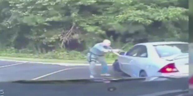 Polizist erschießt Teenie beim ersten Date