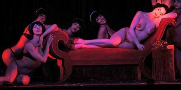 Dita von Teese - Sexy Rotlicht-Show
