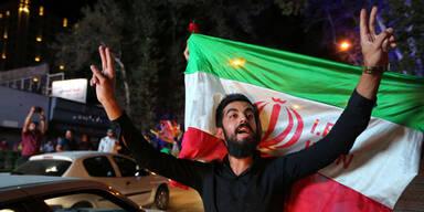 """Obama, Obama""-Sprechchöre in Teheran"