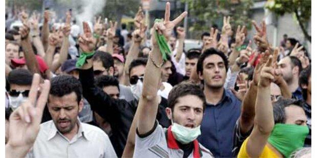 30 Demonstranten im Iran vor Gericht