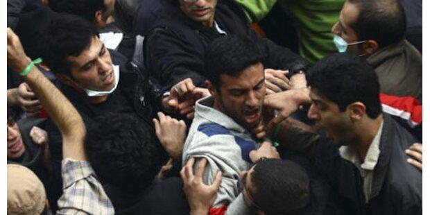 200 Festnahmen in Teheran