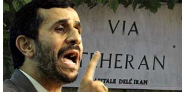 Ahmadinejad wirft USA Attentatspläne vor