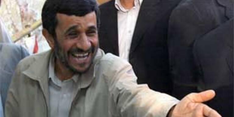 """Teheran bereitet """"Friedenspaket"""" im Atomstreit vor"""