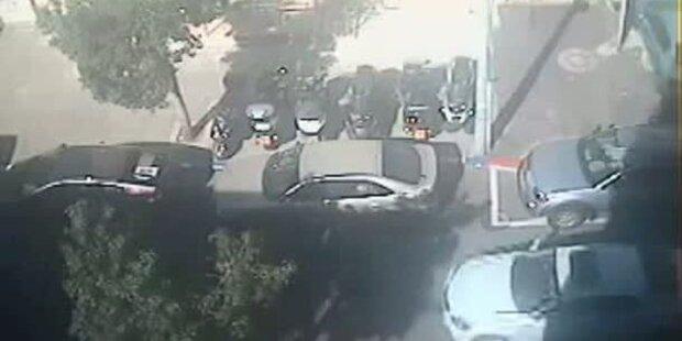 Frech: So wird in Tel Aviv abgeschleppt