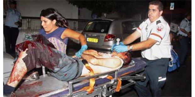 Blutbad in Homo-Club in Tel Aviv