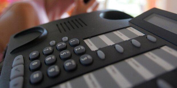 Neue Telefonbetrugsmasche