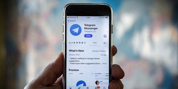 Massiver Hackerangriff auf Telegram