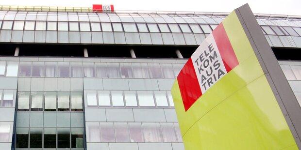 Telekom Austria mit Gewinnsprung