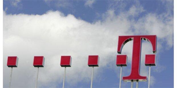 Mögliches Joint Venture für T-Mobile UK