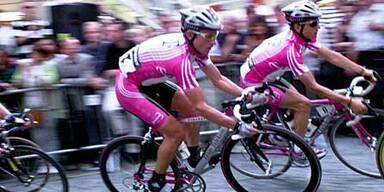 Systematisches Doping bei Team Telekom