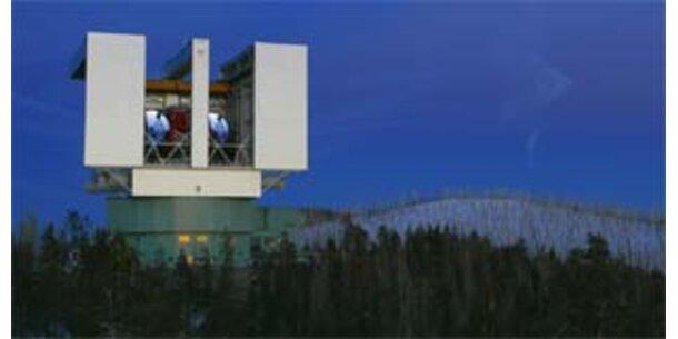 Weltgrößtes Teleskop in Betrieb genommen