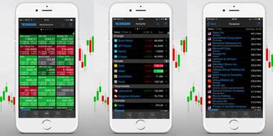 Geniale App liefert alle Börsen-Daten