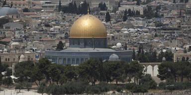 Muslimische Führung ruft zu Rückkehr auf Tempelberg auf