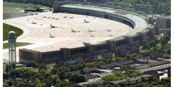 Berliner Flugplatz Tempelhof wird geschlossen
