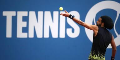 Erstes Turnier: So geht Tennis in Corona-Zeiten