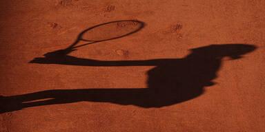 Beispielbild zu Auschluss von 5 Spielern wegen Corona von French-Open-Quali