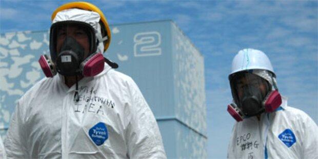 Kernschmelze in Fukushima bestätigt