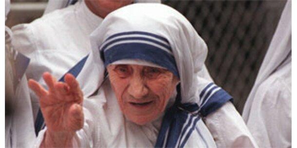 Mutter Teresa zweifelte an Gott